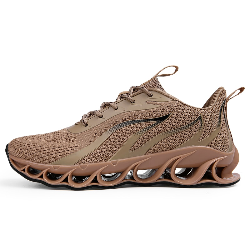 2019 New Outdoor Men Free Running for Men Jogging Walking Sports Shoes High-quality Lace-up Athietic Breathable Blade Sneakers